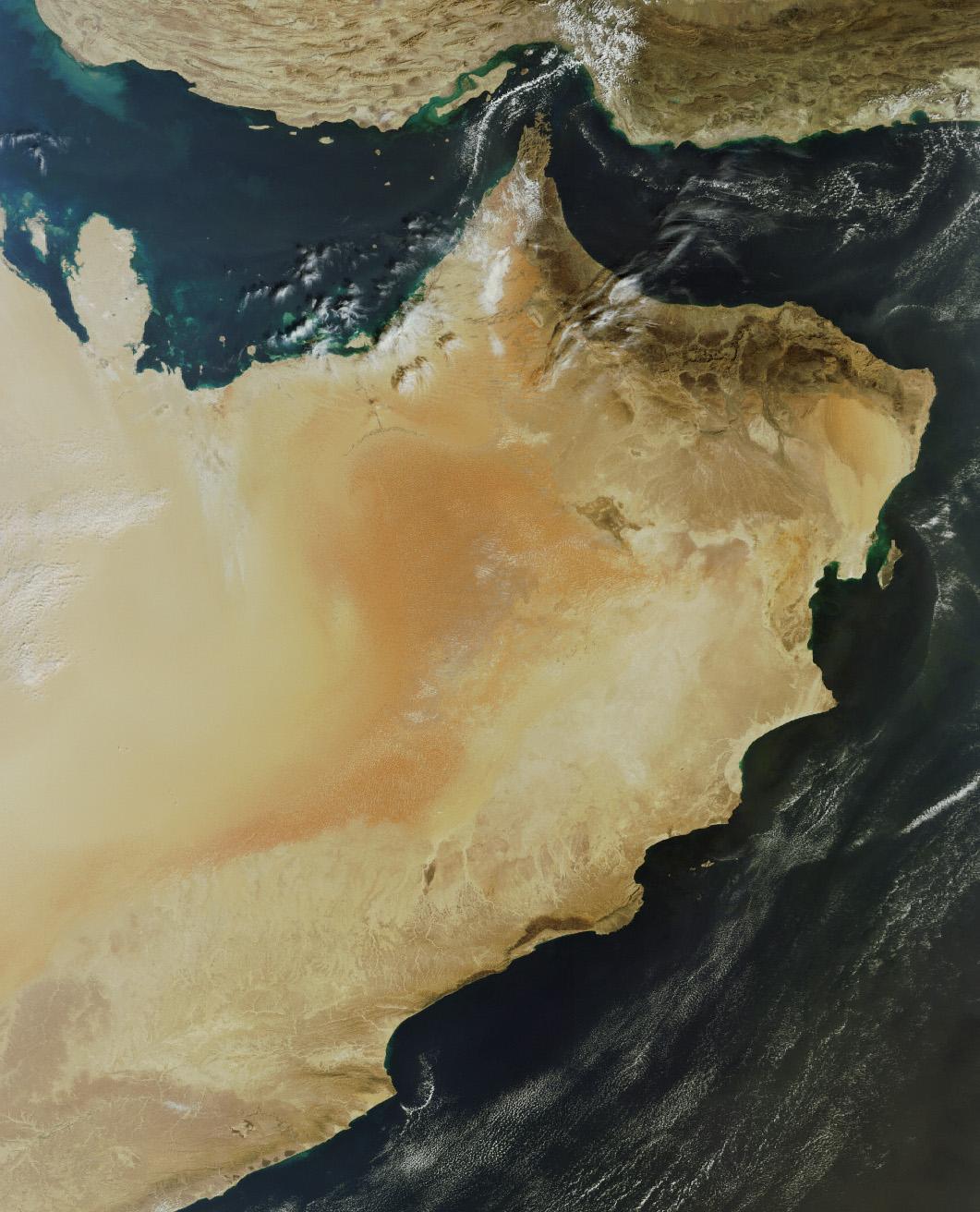Satelliitti Kartta